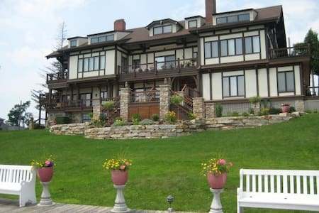 The Chalet, Wellesley Island, Thousand Islands, NY - Wellesley Island - Departamento