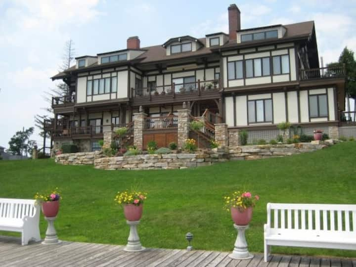 The Chalet, Wellesley Island, Thousand Islands, NY