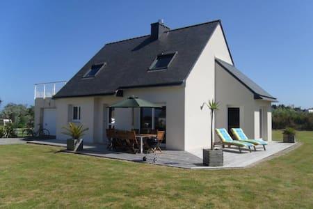Gîte Ty Arvor - 8 pers proche mer - Saint-Pabu - Haus