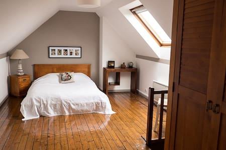 Chambre  avec petit dejeuner - Bed & Breakfast