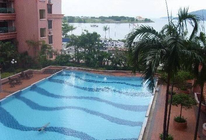 Shared appartment in Kota Kinabalu - Kota Kinabalu - Apartment