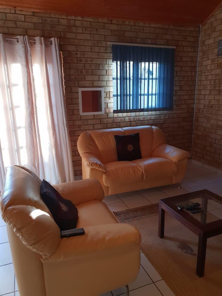 Spacious Studio Apartment in Upmarket Area