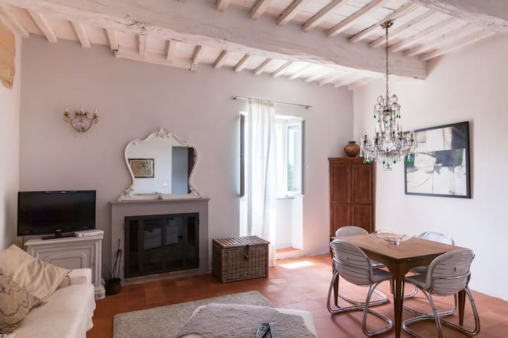 Stunning medieval village townhouse - Compignano