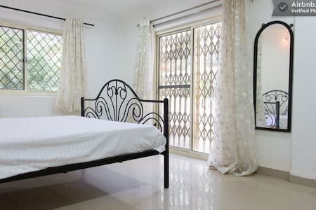 Enjoy Inn Bungalow for 10 guests  - Mapusa