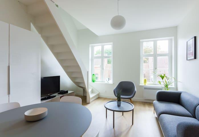 DANEL APPART - VIEUX LILLE - DUPLEX - Lille - Apartment