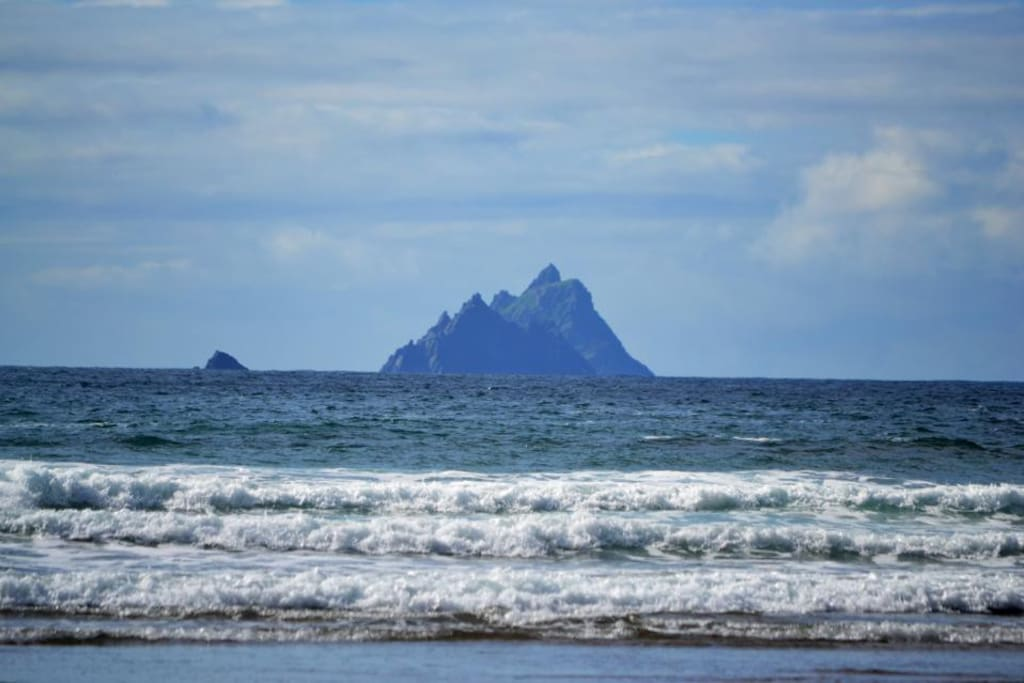 Skelligs rock