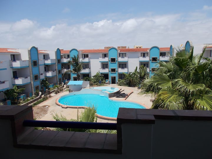 Residence Moradias blue (O 2.5)  two bedrooms
