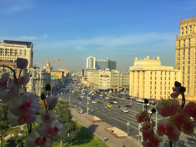 Smolenskaya/Arbat Apartments