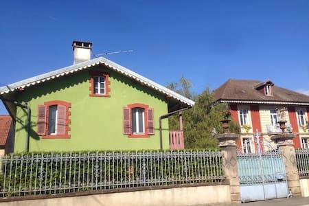 Dépendances d'une maison de maître,Rez-de-chaussée - Belfort - Lakás