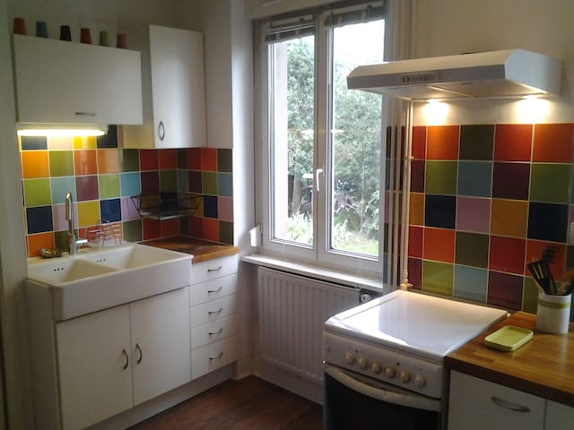 Cocon perché à 2 pas de Strasbourg - Eckbolsheim - Apartamento