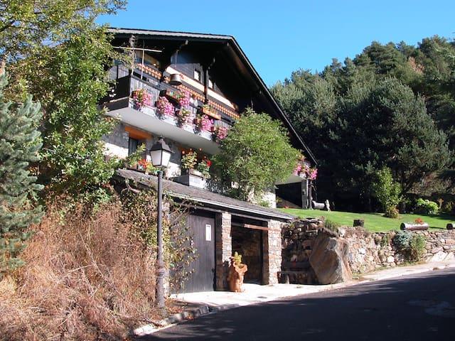 Casa para 6 en La Massana - La Massana - Huis