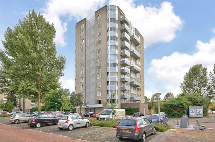 Spacious apartment with view! - Amstelveen - Apartment