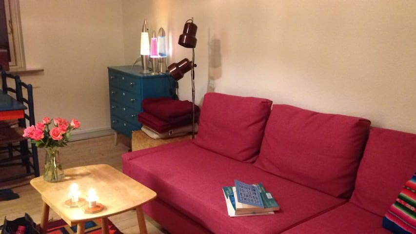 Central apartment fully equipped - Aalborg - Flat