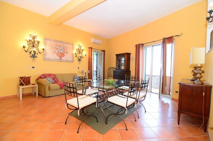 Charming Apartment in Taormina - Taormina - Wohnung
