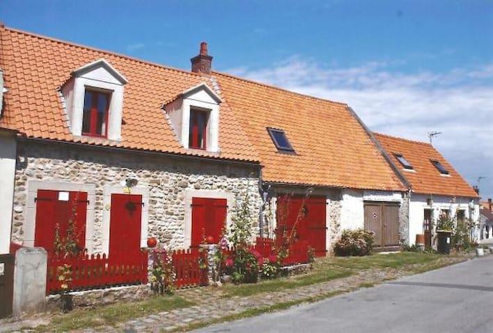 Maison de Charme, Wissant centre ! - Wissant - House
