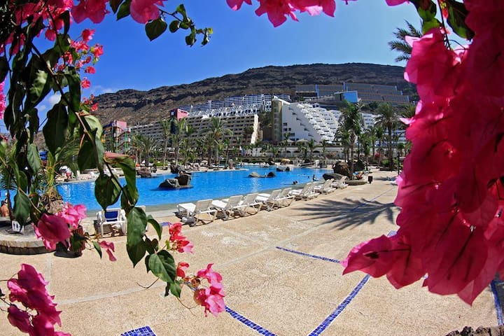 Gran Canaria, South Beach - Las Palmas - Appartement