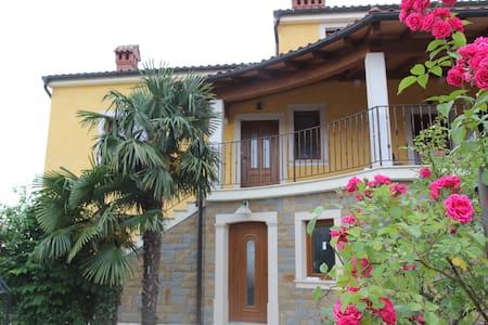 Garden Apartment with one bedroom - Piran