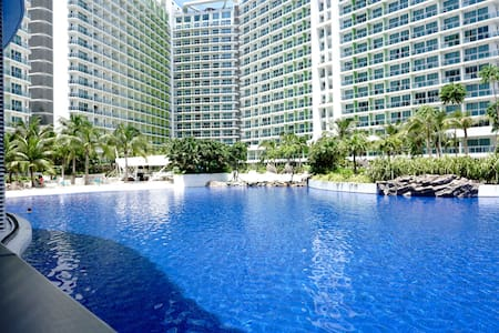 The Azure Resorts in Manila South.