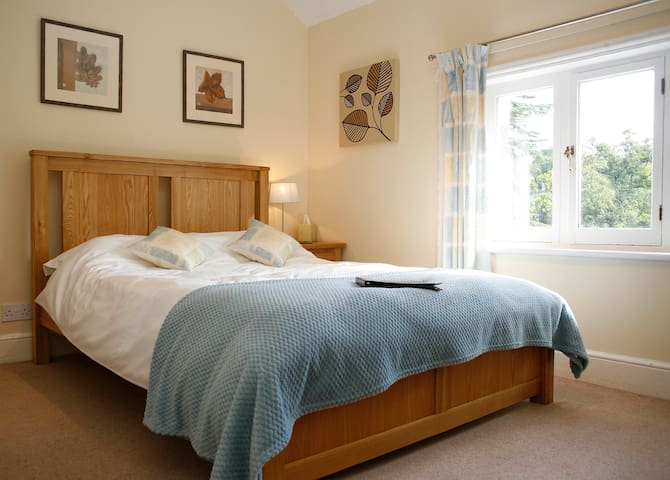 The Old Rectory B&B Double Room - Ruthin - Aamiaismajoitus