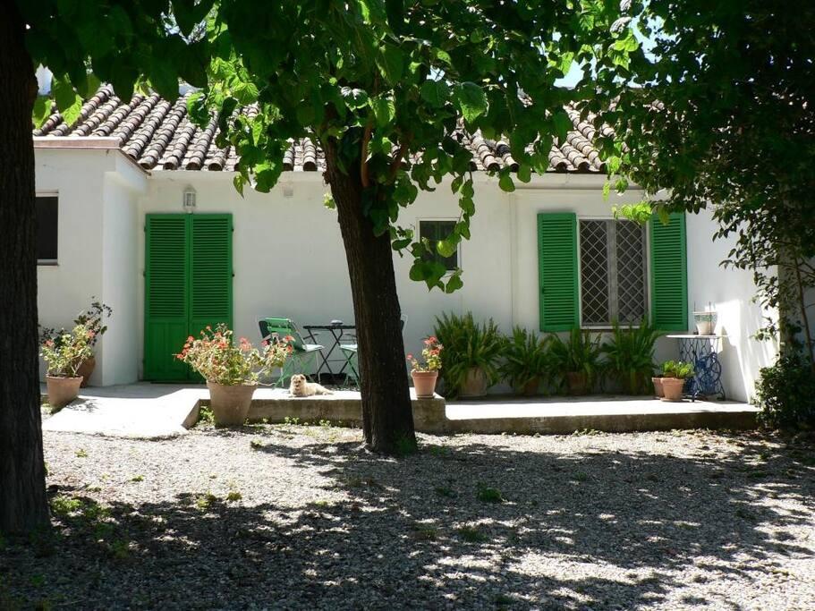 Casa Lucero Fachada