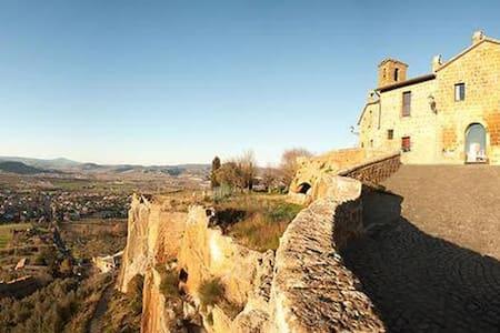 Casa Storica con Panorama - Orvieto