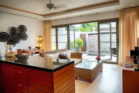 Bangtao Beach Luxury 1 Bed Villa - Choeng Thale - Villa