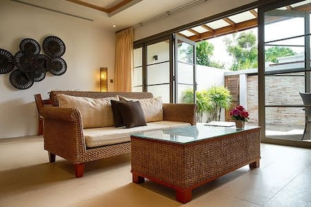 Bangtao Beach Luxury 1 Bed Villa