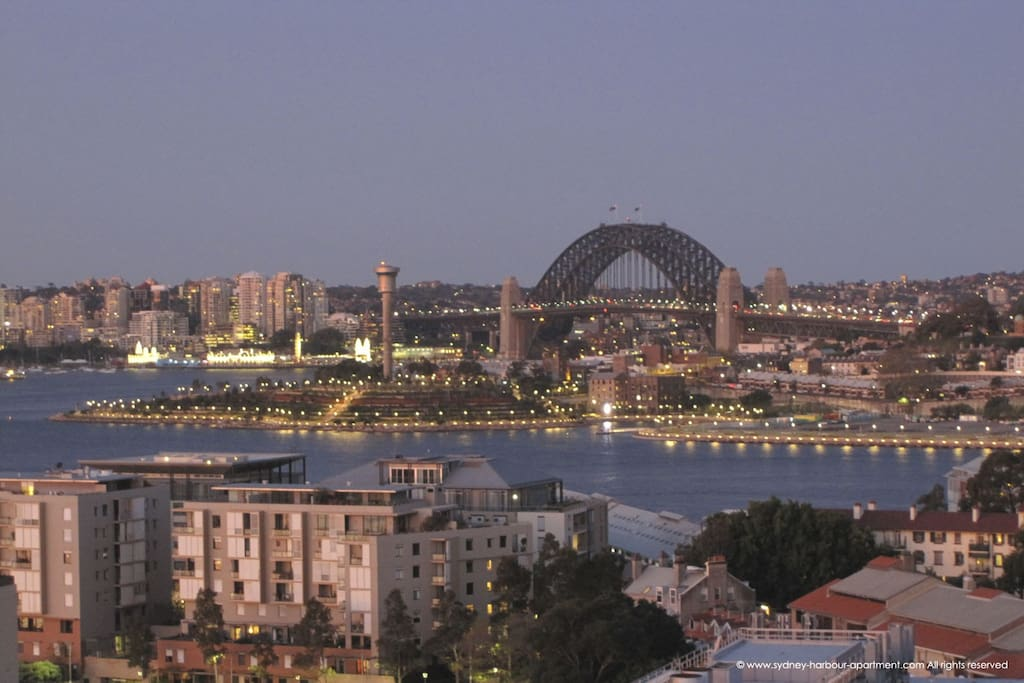 270° Iconic Sydney Harbour View King Room - Apartments for ...