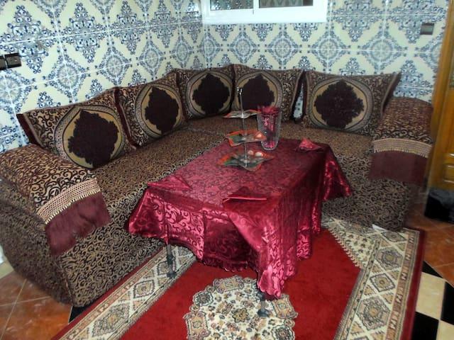 maison d'hotes de zaida