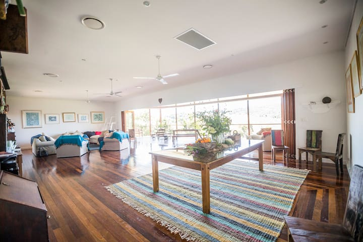 Beautiful Space in Noosa Hinterland - Pinbarren - Casa