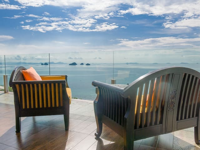 Private Villa within a 5-star branded Resort Samui