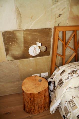 CAMERA NATURAL - Zona Industriale Serralta - Bed & Breakfast