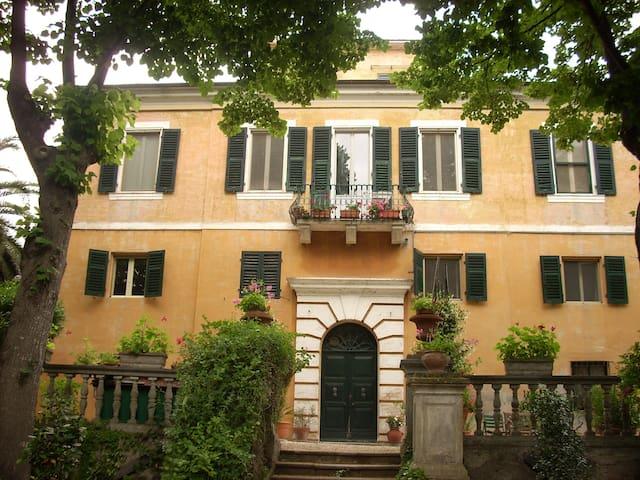 villa avec vue sur le parc privé - Ancona - Villa