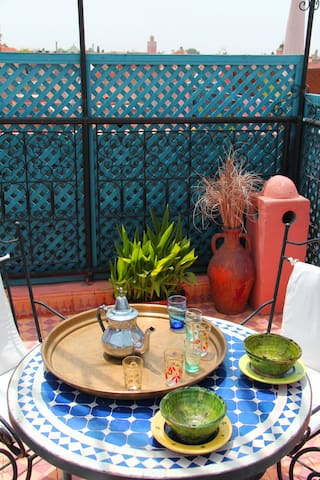 Central, Attractions Accessible by foot - Marrakech - House