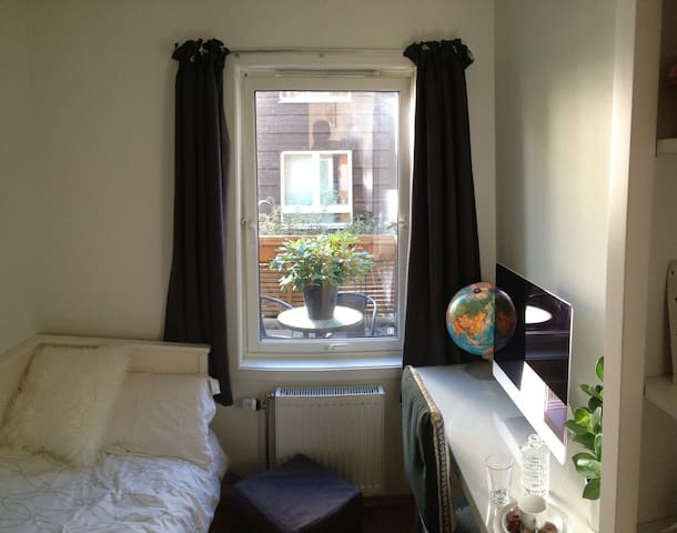 Quiet & cozy room for 1 in Oslo - Oslo - Wohnung