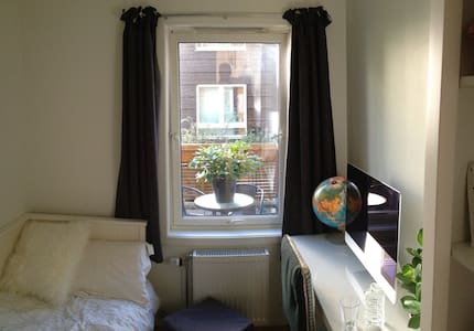 Quiet & cozy room for 1 in Oslo - Oslo - Appartement