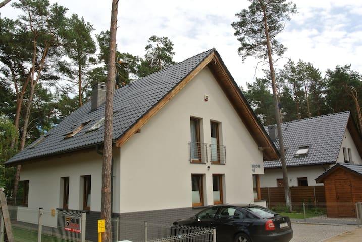 Dom Luna - Łukęcin - Huis
