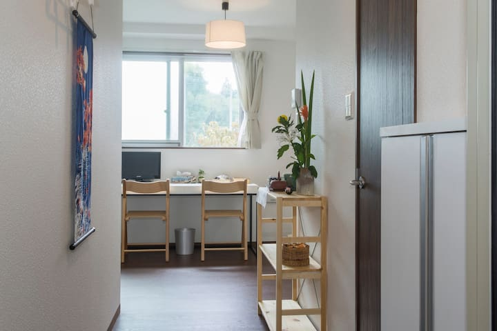 New Studio - 5 min to Shinjuku (1)