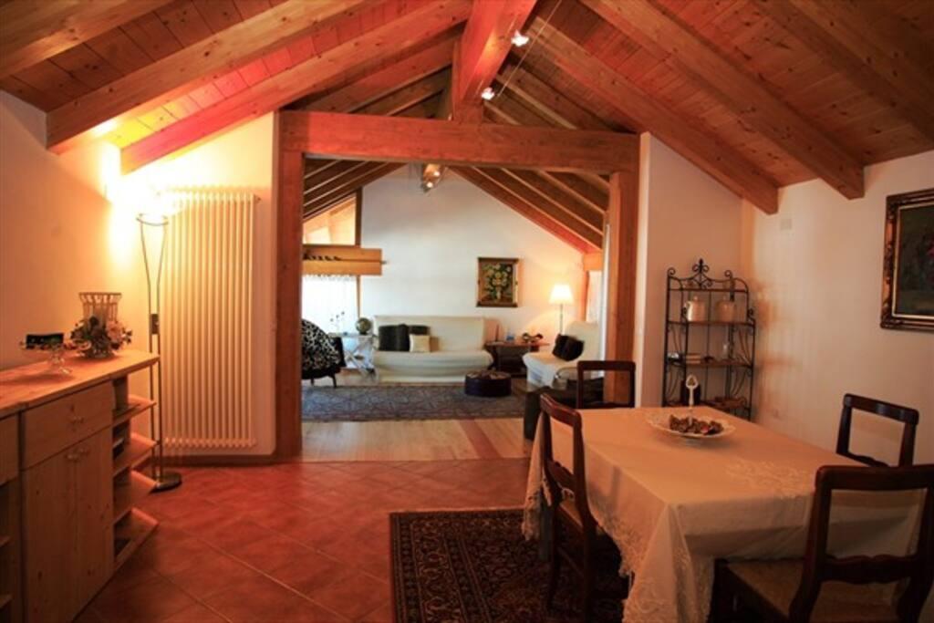 Soggiorno - Livingroom