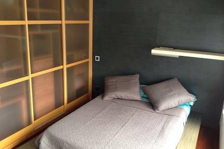 Moderno y confortable apartamento