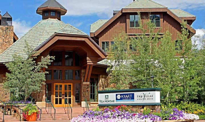 Beaver Creek Village 3 BR 3 Bath fully equipped