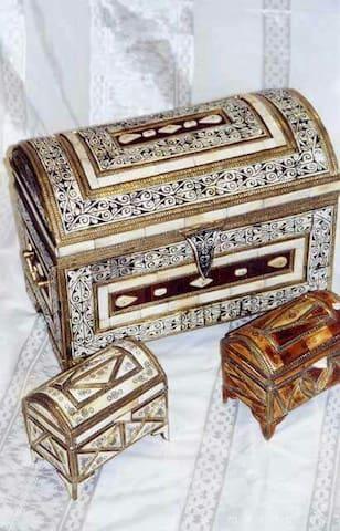 La Maison D'Houte El Casabah Riyad - Moulay Idriss Zerhoun - Bed & Breakfast