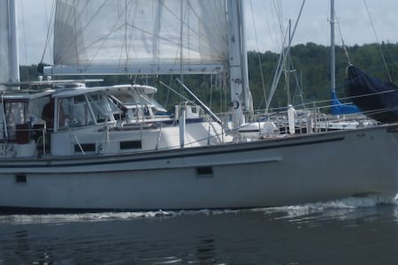 "Sailing Vessel ""Willet"" 48' Ketch - Wilmington"