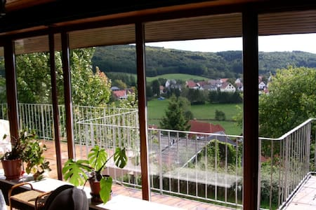 Ferienhaus Luise am Bostalsee - Nohfelden - Apartment