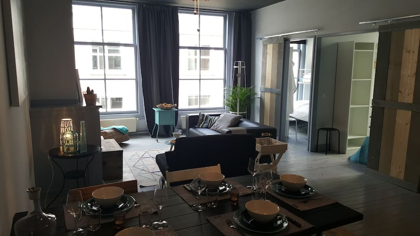 Lovely apartment inside city-center - Den Haag - Apto. en complejo residencial