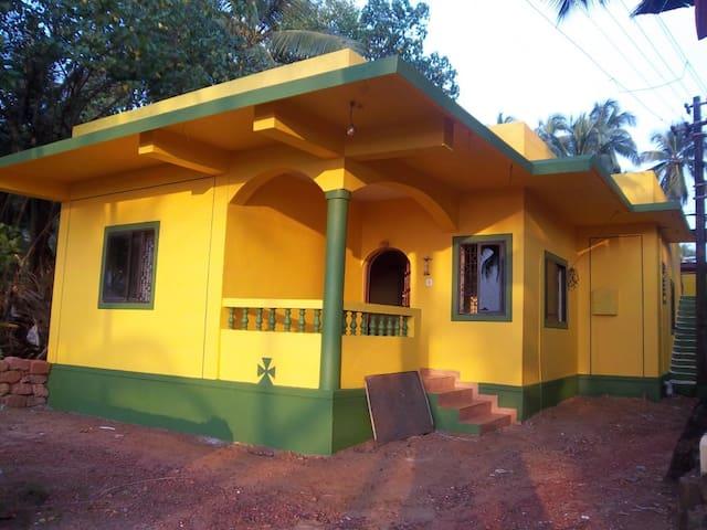 Дом с 2 спальнями у пляжа Ашвем - Hus