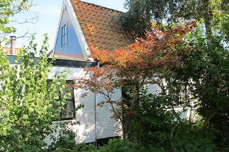 summer cottage on island of Texel - De Waal