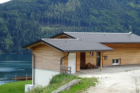 Luxury home overlooks Lake Millstat - Döbriach