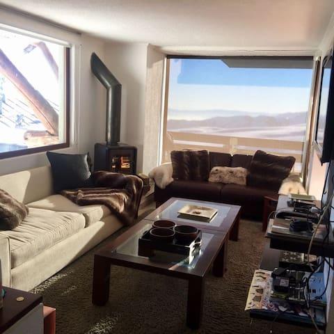 Duplex, Mejor ubicación , in & out esquiando