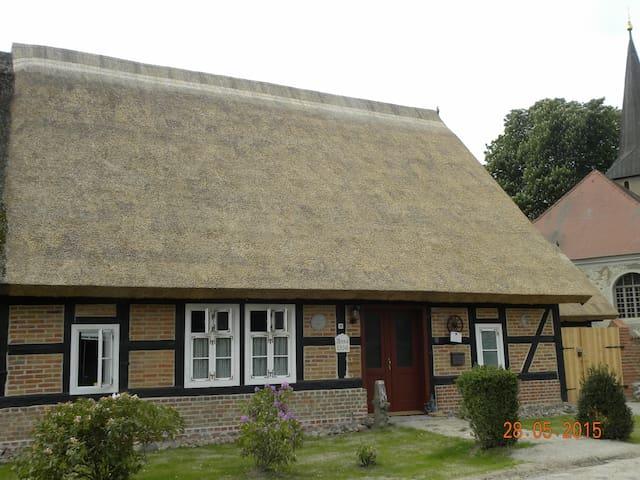 Reetdachträume - Putzar - Casa